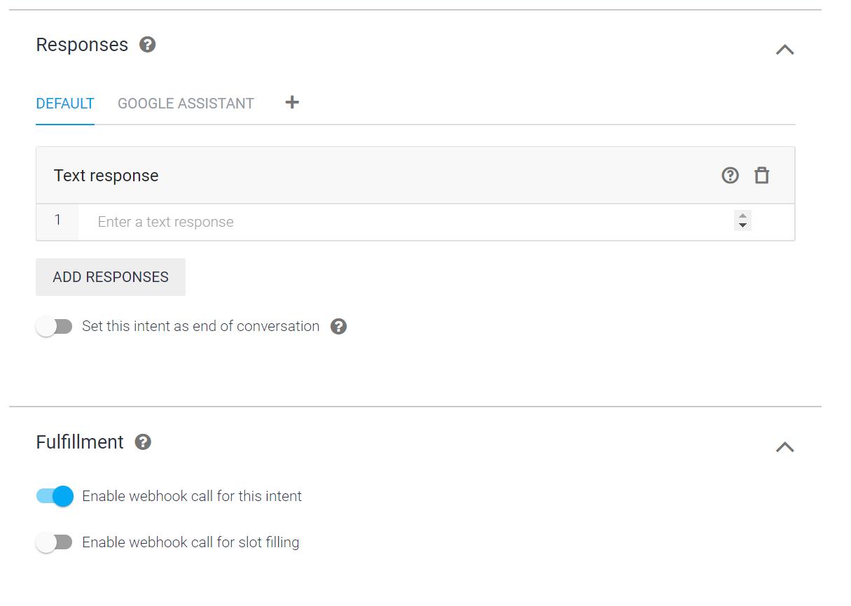 My First Google Assistant App (Part 2)   Alan Kent's Blog